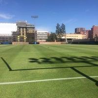 Photo taken at UCLA Spaulding Field by Elliott L. on 6/18/2015