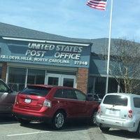 Photo taken at US Post Office by Elliott L. on 4/17/2014
