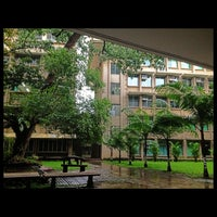 Photo taken at Ateneo de Davao University by Beverly M. on 6/4/2013