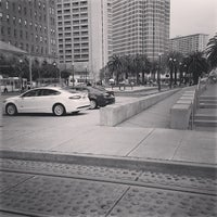 Photo taken at F Street Car Muni Stop - Don Chee Way by Andrew Y. on 3/20/2013