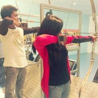 Photo taken at Stars Archery by FishesFiez on 2/16/2013