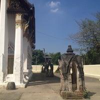 Photo taken at วัดใหม่เทพนิมิตร by Thep S. on 1/27/2013