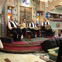 Photo taken at Shabestan Restaurant | رستوران شبستان by Ali R. on 7/5/2013