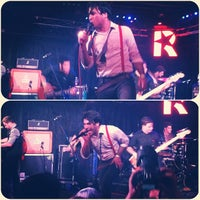Photo taken at Revolution Bar & Music Hall by Stephanie V. on 6/23/2013