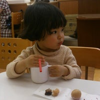 Photo taken at Mister Donut by junya s. on 3/30/2014