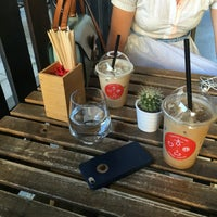 Photo taken at coffee cube by Masha Z. on 8/27/2016