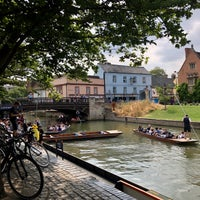 Photo taken at Cambridge by HA. on 7/20/2018