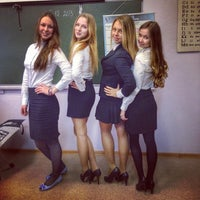 Photo taken at Гимназия 2 by Masha C. on 12/12/2013