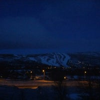 Photo taken at Geilo Hotell by Anton K. on 5/2/2013
