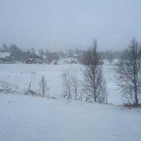 Photo taken at Geilo Hotell by Anton K. on 5/3/2013