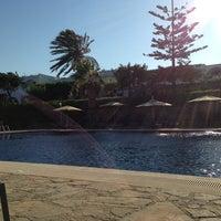 Photo taken at Swimming Pool Minos Art Beach by Nick D. on 7/10/2013