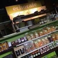 Photo taken at ECHOcafé by Clof F. on 9/6/2014