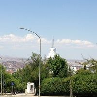 Photo taken at Cumhurbaşkanlığı - Pembe Köşk by Büşra Ç. on 7/8/2013