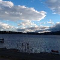 Photo taken at Real Journeys Lake Te Anau by Ekaterina D. on 3/7/2013