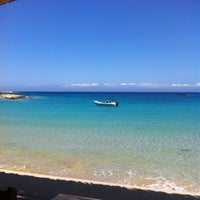 Photo taken at Finikas Koufonissi by Antonia K. on 6/15/2013