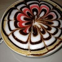Photo taken at Harman Cafe by Gülser Y. on 1/30/2013