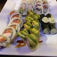 Photo taken at Sushi Katsu by David N. on 6/29/2013
