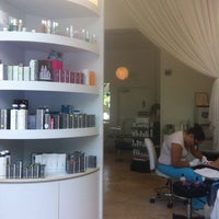 Photo taken at Forever Young Sobe Spa by Anastasia A. on 7/25/2013