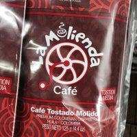 Photo taken at cafe la molienda by Jona W. on 5/21/2014