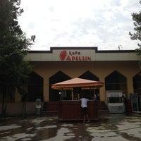 Photo taken at Cafe APELSIN by Ali M. on 8/10/2013