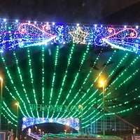 Photo taken at Blackpool Illuminations by Ruth W. on 11/2/2017