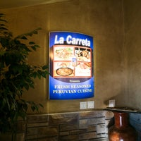 Photo taken at La Carreta Peruvian Restaurant by La Carreta Peruvian Restaurant on 1/3/2018