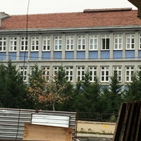 Photo taken at Çorlu Anadolu Lisesi by Fırat A. on 11/28/2017