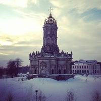 Снимок сделан в Дубровицы пользователем Арина Т. 2/17/2013