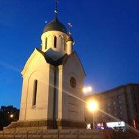 Photo taken at Свято-Никольская часовня by Роман Т. on 6/14/2013