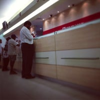 Photo taken at CIMB Bank by Harris on 2/8/2013