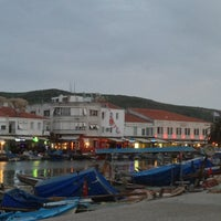 Photo taken at Deniz Restaurant by Sinem K. on 4/5/2013