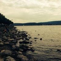 Photo taken at Radolfzell by Duangkamol K. on 6/19/2014