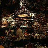 Снимок сделан в Whisky Café L&B пользователем Ксения П. 8/13/2013