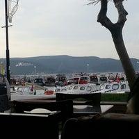 Photo taken at Assos Cafe by Basak B. on 2/2/2013