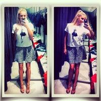 Photo taken at Zara by Ксения Б. on 8/24/2013