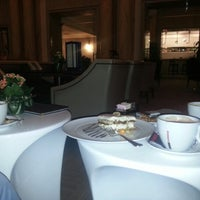 Photo taken at Sofia Hotel Balkan by Zaid A. on 2/1/2013