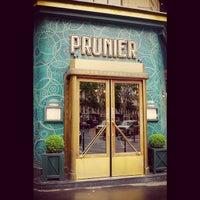 Photo taken at Restaurant Prunier by ILoveParis 👼🇫🇷 (. on 4/6/2014