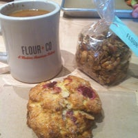 Photo taken at Flour & Co by DLynn on 9/29/2013