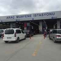Photo taken at TÜVTÜRK Araç Muayene İstasyonu by Serhat Ç. on 4/18/2017