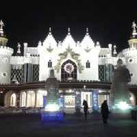 Photo taken at Театр кукол «Экият» by Vitaly A. on 1/31/2013