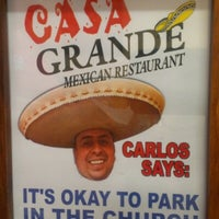 Photo taken at Casa Grande by David R. on 4/4/2013