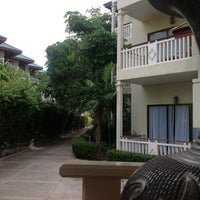 Photo taken at Karon Princess Hotel by YANA on 2/18/2013