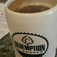 Photo taken at Redemption Alewerks by Timothy F. on 6/22/2017