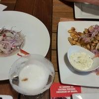 Photo taken at Aleja Restaurante Peruano by Anna H. on 11/1/2014