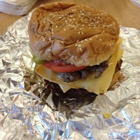 Photo taken at Five Guys by Brent T. on 11/11/2012