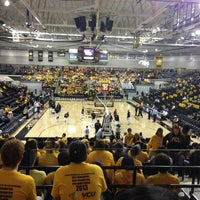 Photo taken at Stuart C. Siegel Center by James M. on 2/2/2013