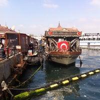 5/3/2013 tarihinde Nehir Y.ziyaretçi tarafından Tarihi Eminönü Balık Ekmek'de çekilen fotoğraf