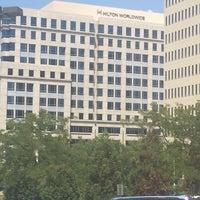 Photo taken at Hilton Worldwide Global Headquarters by Megan H. on 8/17/2015