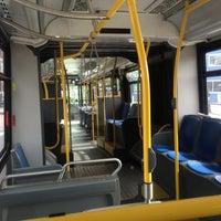 Photo taken at MTA Bus - M23 - 12th Av & 23 St by Sagy M. on 5/10/2013