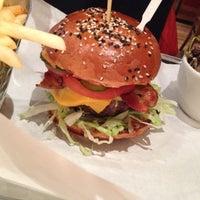 Photo taken at Burger & Lobster by Sagy M. on 1/3/2015